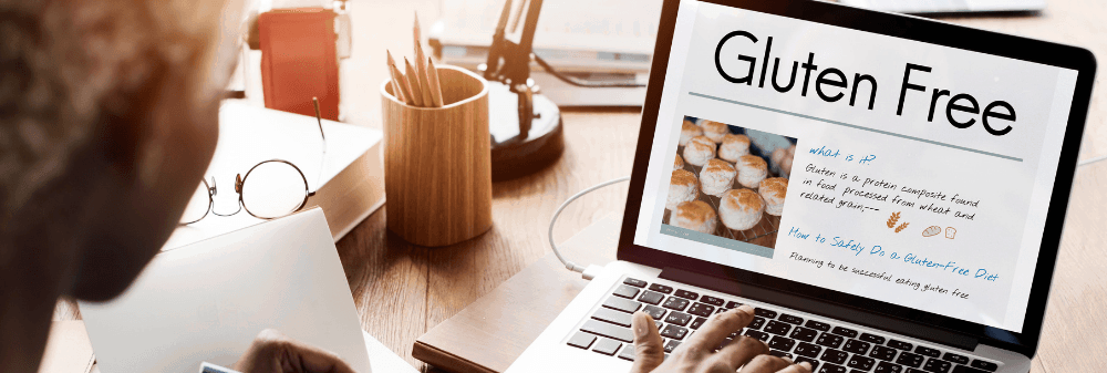 Creating a gluten-free lifestyle
