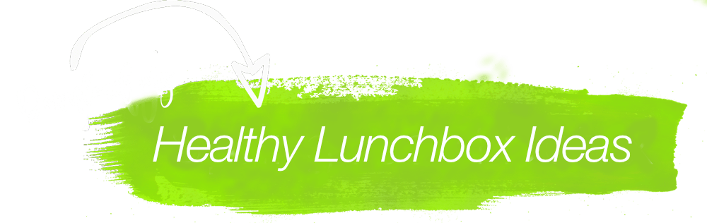 Sara Peternell Healthy Lunchbox Ideas