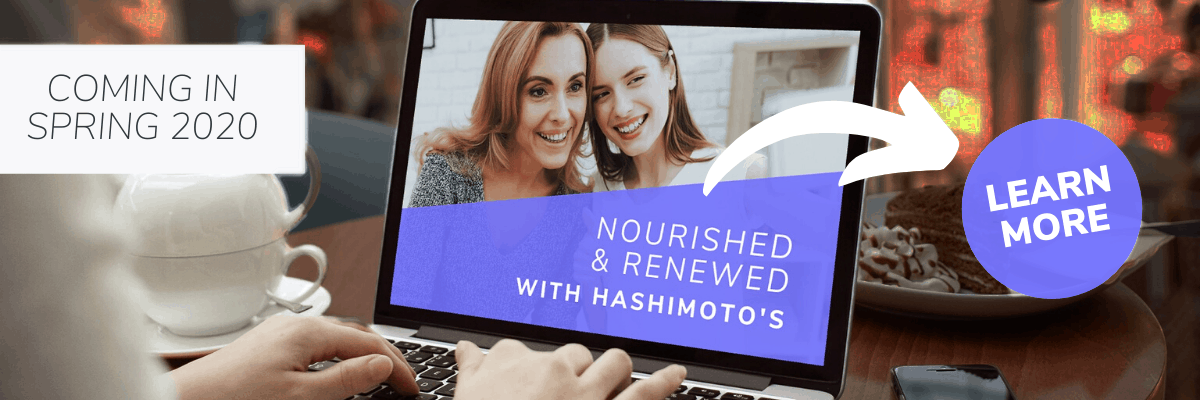 Nourished and Renewed With hashimoto's